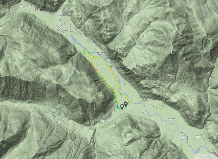 Tt50 - 2014 0208 Jack's Trail Mazama