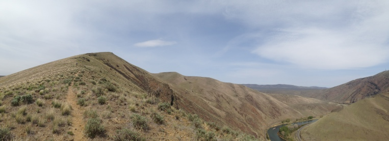 TT50 - 2014 Yakima Skyline 50k - 08 fourth climb