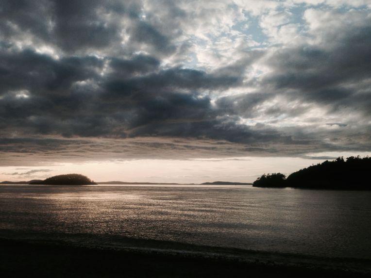 Lopez Island, San Juan Islands.