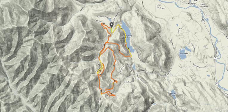 TT50 - 2014 Sun Mountain 25k