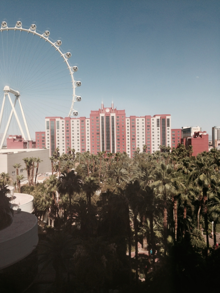 The (other) High Roller (ferris wheel).
