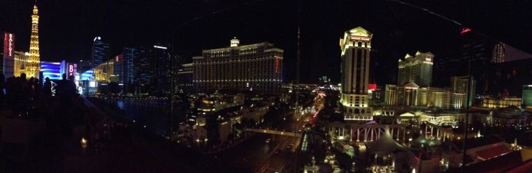 The Strip at Night. (SFW.)