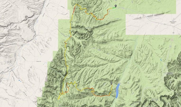 TT50 2014 0614 Bryce Canyon 50k