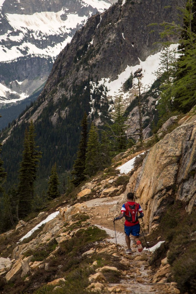Cutthroat Pass in the North Cascades. Photo by Andrew Baber.