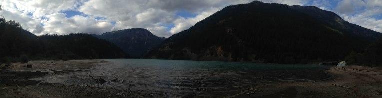Diablo Lake.