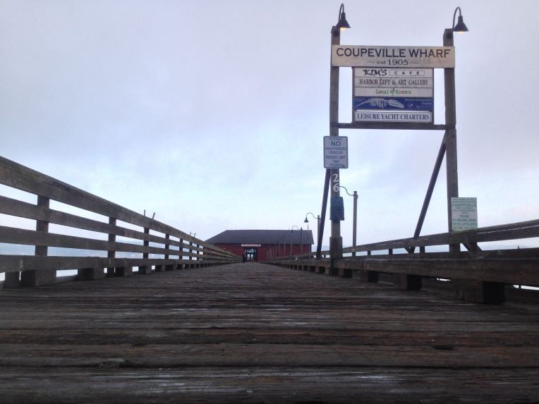 Coupeville Wharf. Whidbey Island.