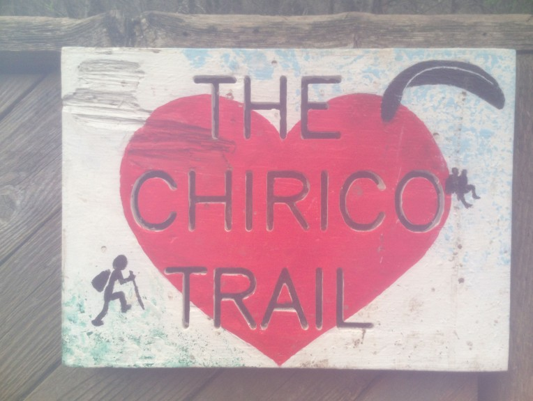 The Chirico Trail, Tiger Mountain.