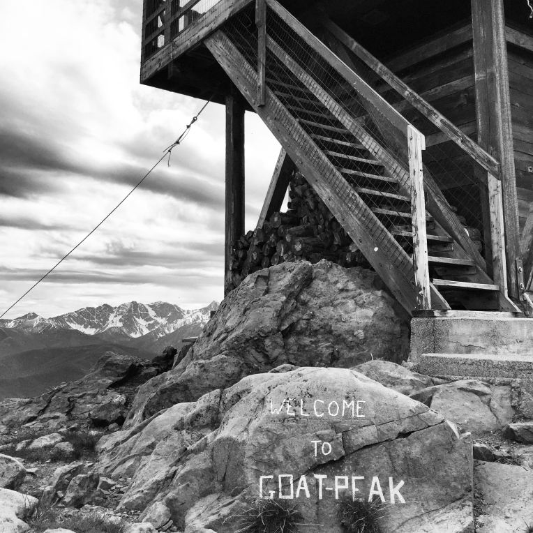 Welcome to Goat Peak.