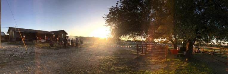 Good race morning from Killeen, Texas!