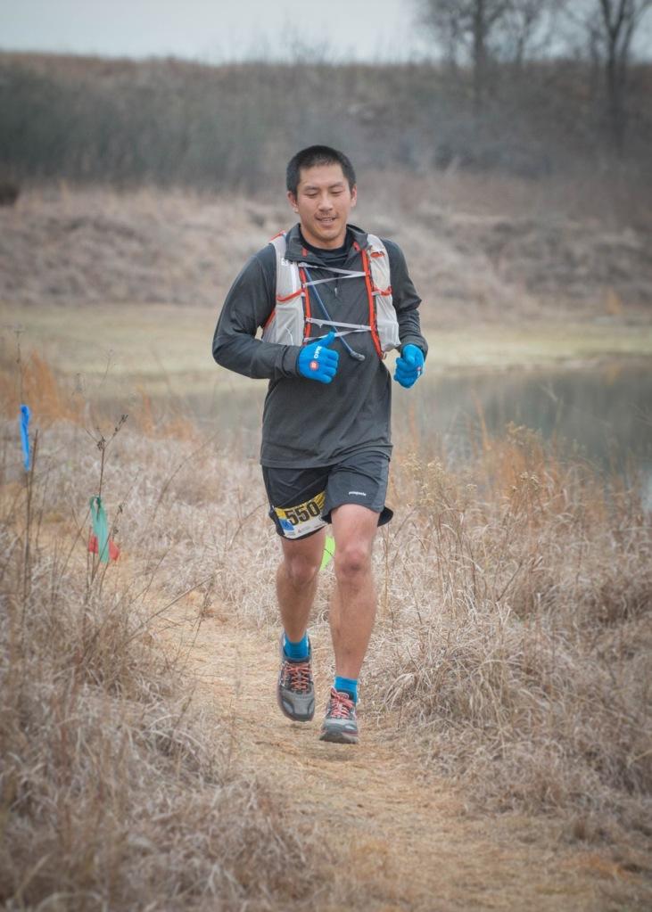 PostOak Lodge Challenge trail marathon. Photo credit: Watt Design Photography